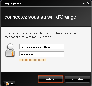 installation Kit WiFi d'Orange